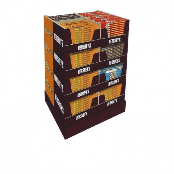 Hershey 8 Pack Quarter Mod