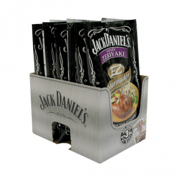 Jack Daniels Marinader Display